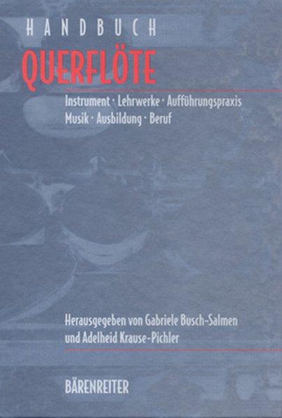 Handbuch Querflöte als Buch