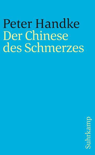 Der Chinese des Schmerzes als Taschenbuch