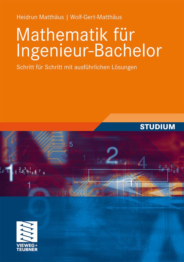 Mathematik für Ingenieur-Bachelor als Buch von ...