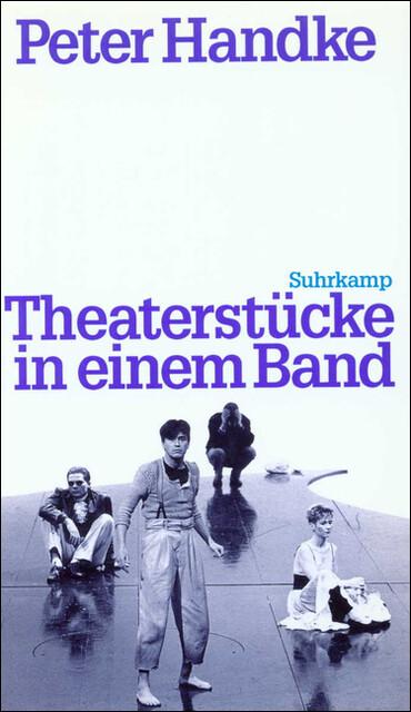 Die Theaterstücke als Buch