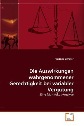 Die Auswirkungen wahrgenommener Gerechtigkeit b...