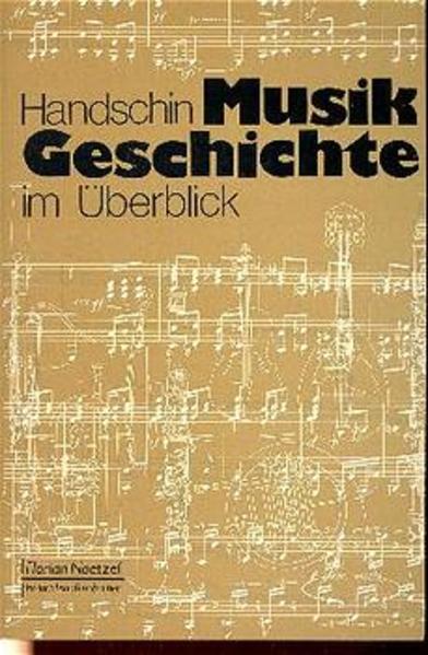 Musikgeschichte im Überblick als Buch