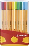 STABILO point 88 20er ColorParade