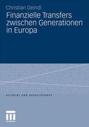 Finanzielle Transfers zwischen Generationen in Europa