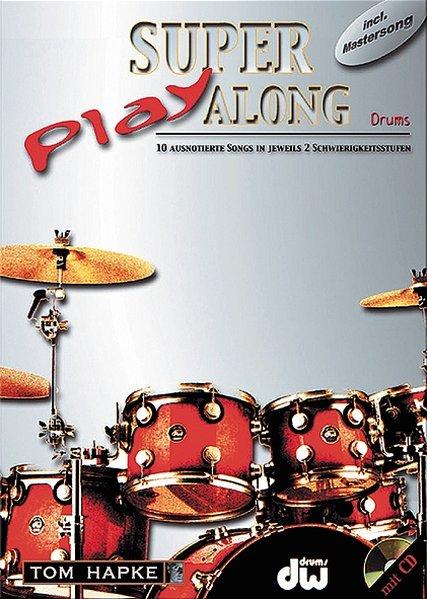 Super Play-Along Drums als Buch