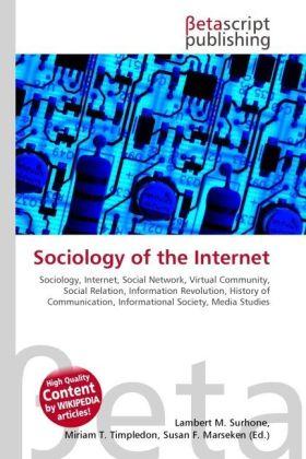 Sociology of the Internet als Buch von
