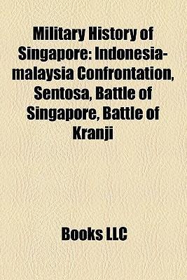 Military history of Singapore als Taschenbuch von