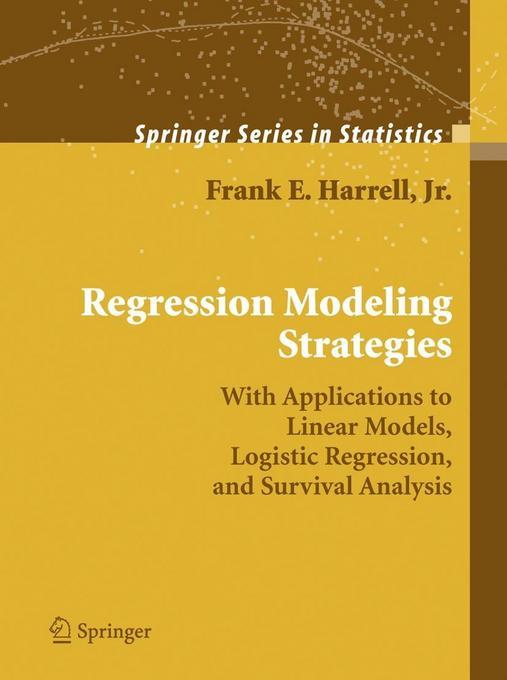 Regression Modeling Strategies als Buch
