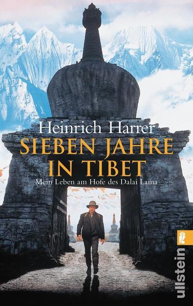 Sieben Jahre in Tibet als Taschenbuch