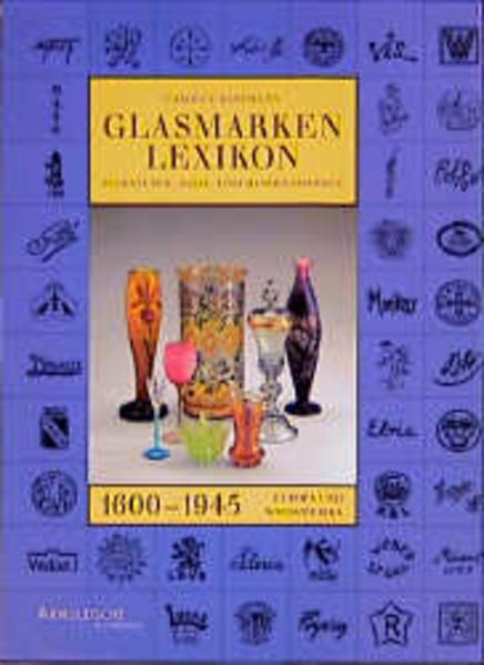 Glasmarken-Lexikon als Buch