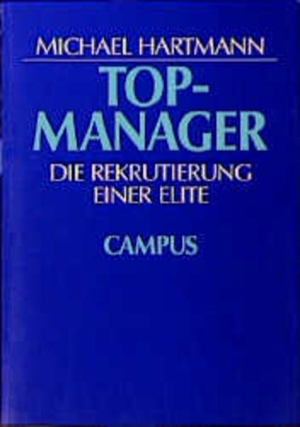 Topmanager als Buch