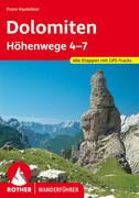 Dolomiten Höhenwege 4-7
