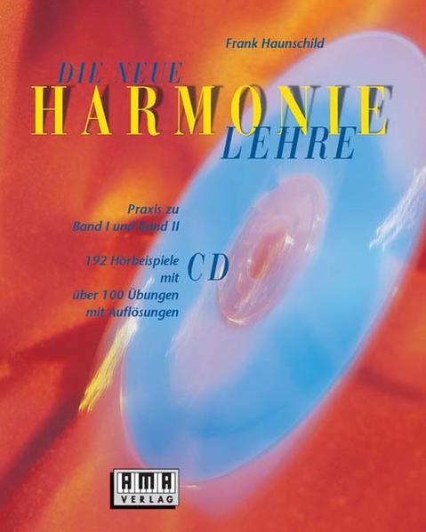 Die neue Harmonielehre. Mit CD. Praxis zu Band I und II als Buch (kartoniert)