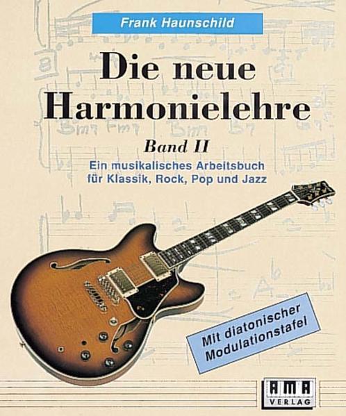 Die neue Harmonielehre 2 als Buch