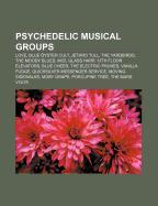 Psychedelic musical groups als Taschenbuch von