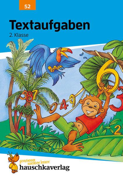 Textaufgaben 2. Klasse als Buch