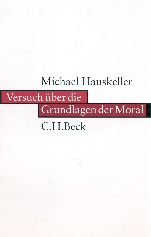 Versuch über die Grundlagen der Moral als Buch