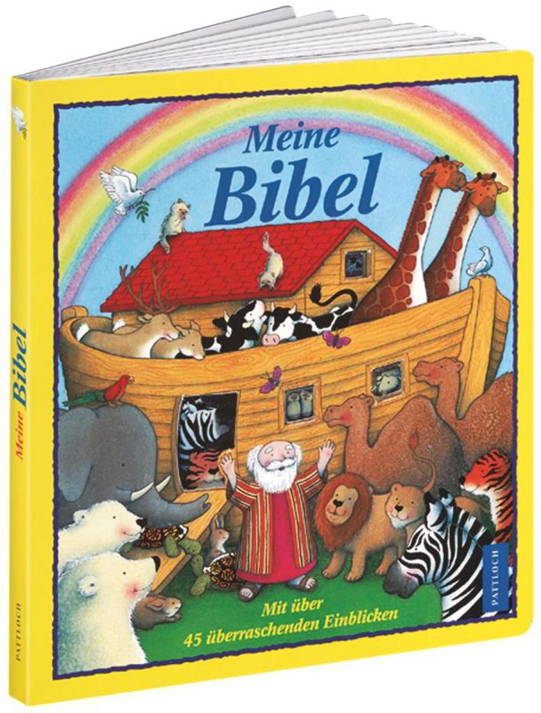 Meine Bibel als Buch