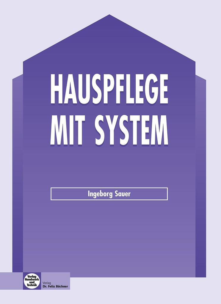 Hauspflege mit System als Buch