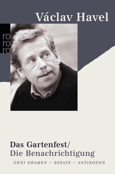 Das Gartenfest / Die Benachrichtigung als Taschenbuch