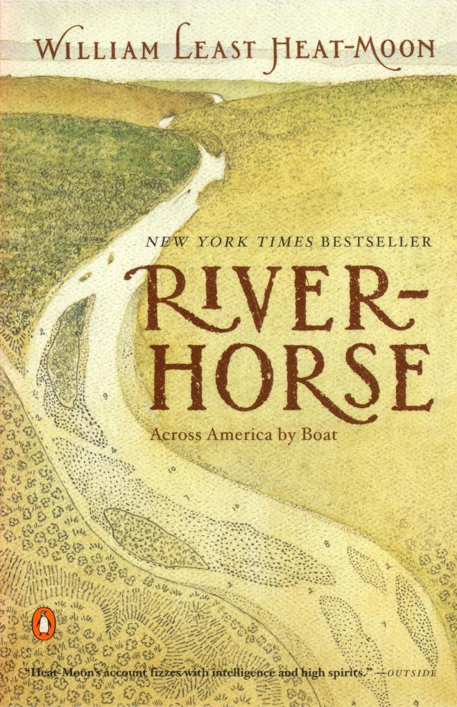 River-Horse: Across America by Boat als Taschenbuch