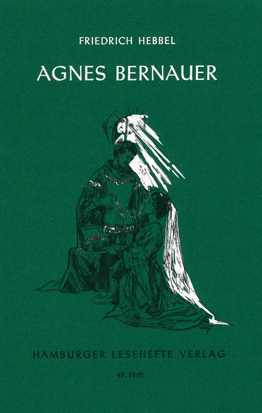Agnes Bernauer als Taschenbuch