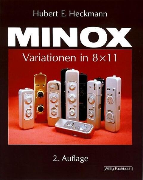 Minox als Buch