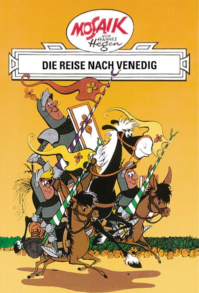 Ritter Runkel 01. Die Reise nach Venedig als Buch