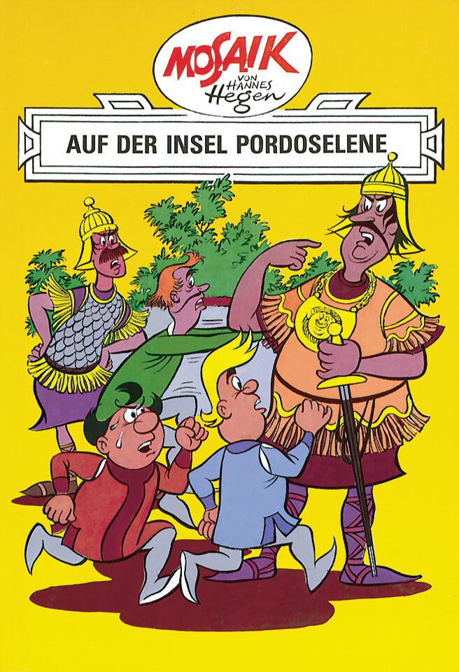 Ritter Runkel 06. Auf der Insel Pordoselene als Buch (gebunden)