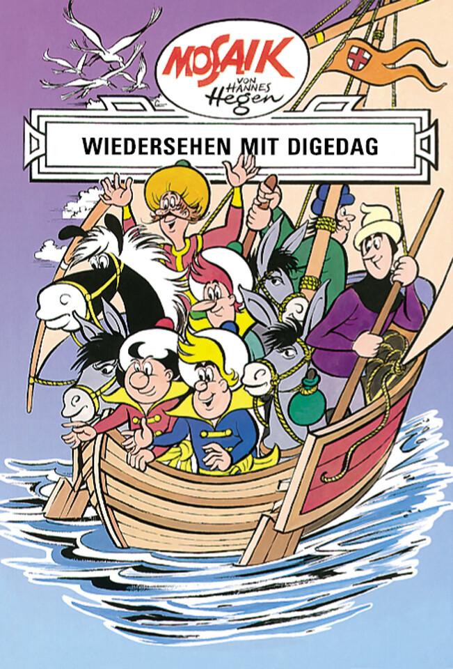 Tessloff - Die Digedags - Wiedersehen mit Digedag (Band 9) als Buch
