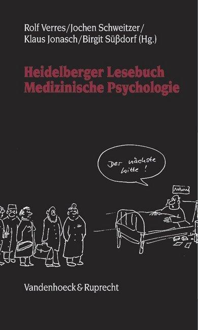 Heidelberger Lesebuch Medizinische Psychologie als Buch
