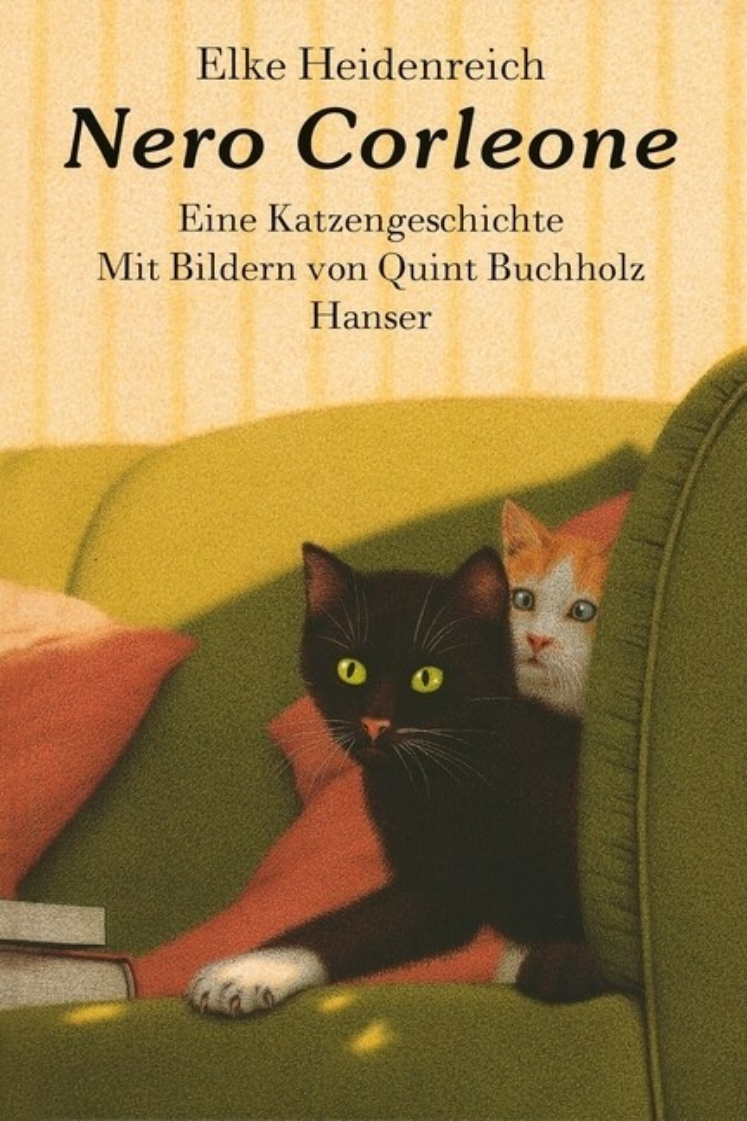 Nero Corleone als Buch