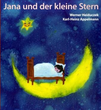 Jana und der kleine Stern als Buch
