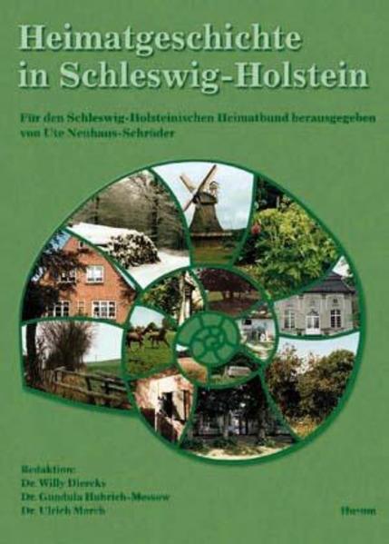 Heimatgeschichte in Schleswig-Holstein als Buch
