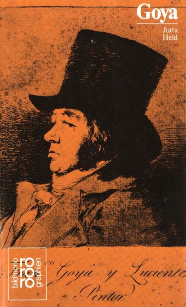 Francisco de Goya als Taschenbuch