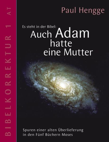 Auch Adam hatte eine Mutter als Buch