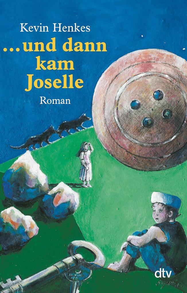 ... und dann kam Joselle als Taschenbuch