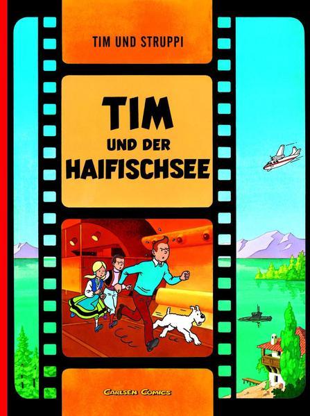 Tim und Struppi 23. Tim und der Haifischsee als Buch (kartoniert)
