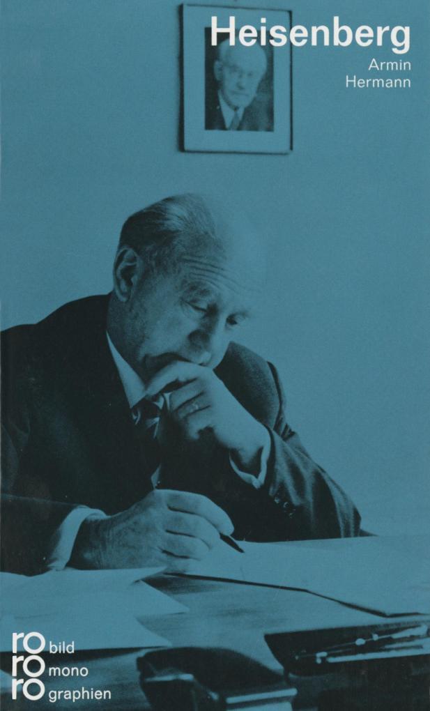 Werner Heisenberg als Taschenbuch