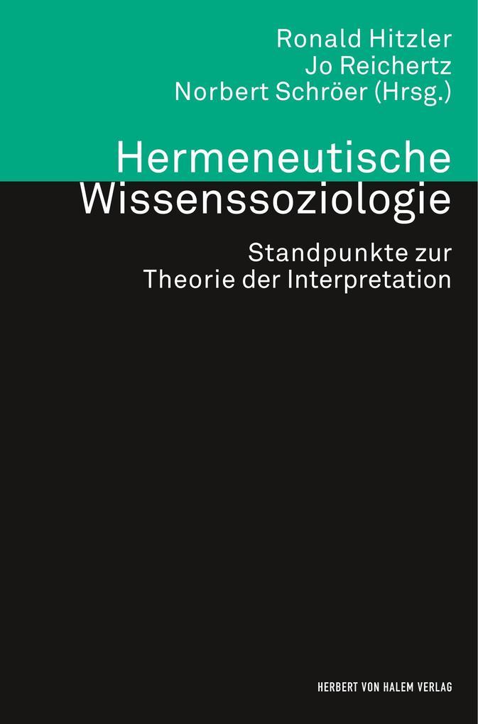 Hermeneutische Wissenssoziologie als Buch