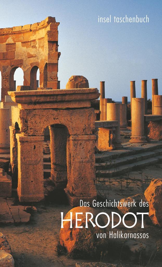 Das Geschichtswerk des Herodot von Halikarnassos als Taschenbuch