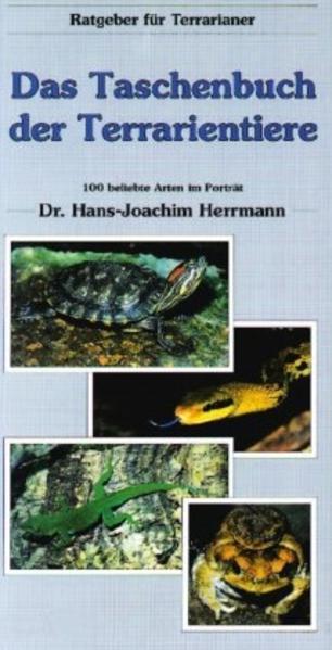 Das Taschenbuch der Terrarientiere als Buch