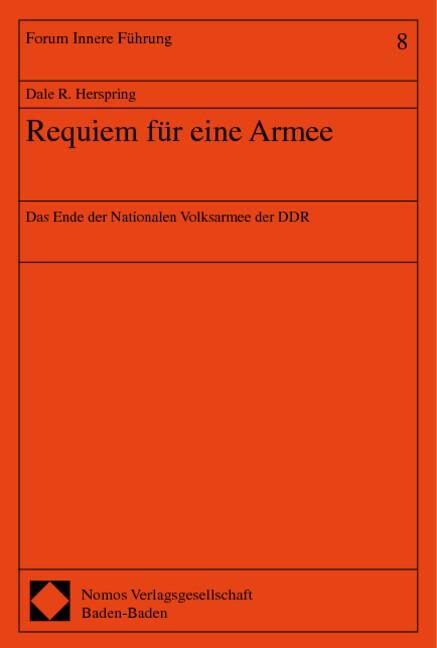 Requiem für eine Armee als Buch