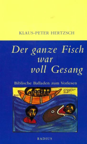 Der ganze Fisch war voll Gesang als Buch