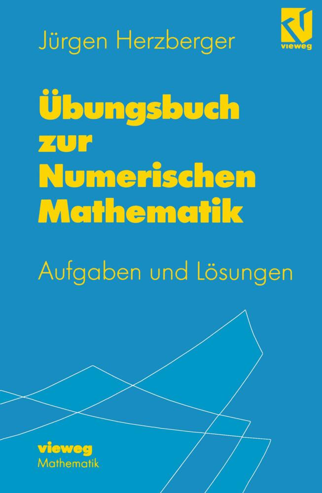Übungsbuch zur Numerischen Mathematik als Buch