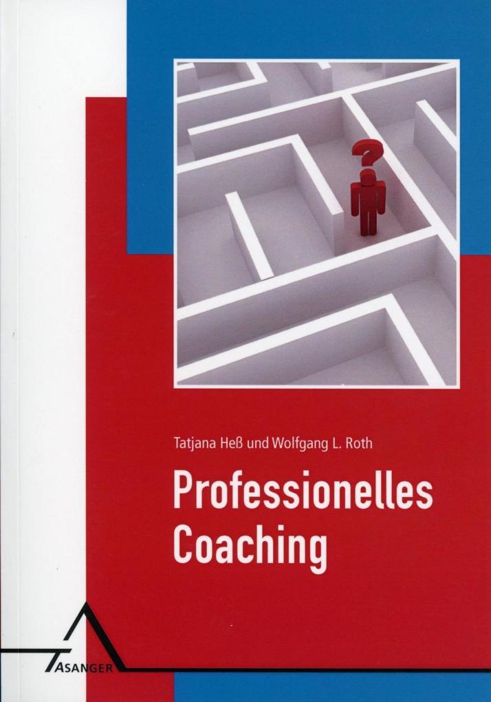 Professionelles Coaching als Buch