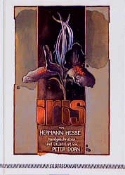 Iris als Buch