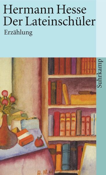 Der Lateinschüler als Taschenbuch