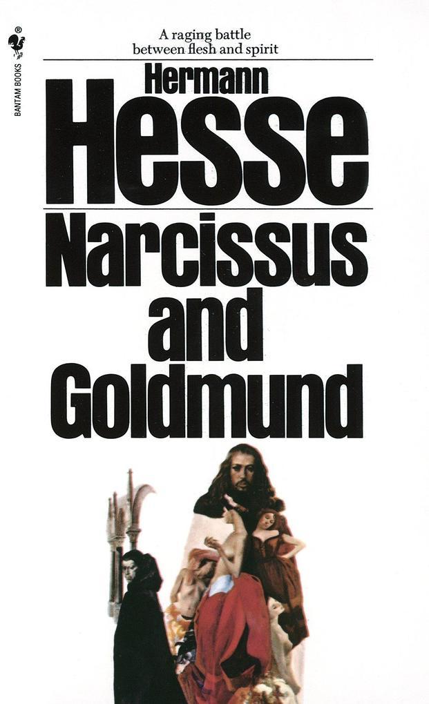 Narcissus and Goldmund als Taschenbuch
