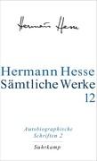 Autobiographische Schriften II. Selbstzeugnisse. Erinnerungen. Gedenkblätter und Rundbriefe
